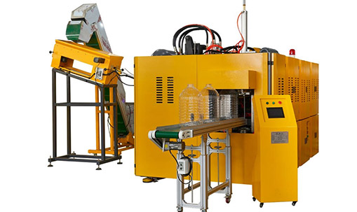 10L full automatic blowing machine