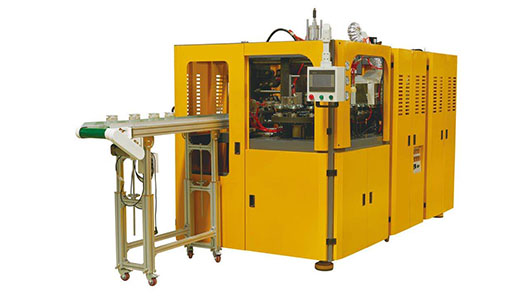 preform hand loading blowing machine